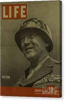 Patton Canvas Print