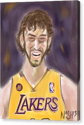 Pau Canvas Print by Jeremy Nash