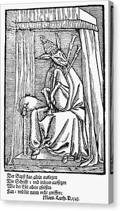 Paul IIi (1468-1549) Canvas Print by Granger