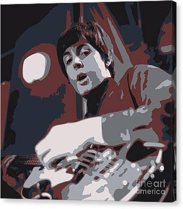 Paul Canvas Print