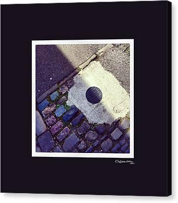 Canvas Print - Pavement Art 3 by Xoanxo Cespon
