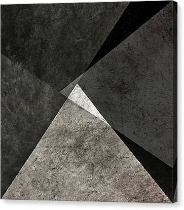 Parking Canvas Print - Pavimento by Gilbert Claes