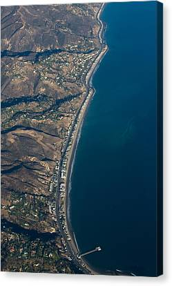 PCH Canvas Print by John Daly