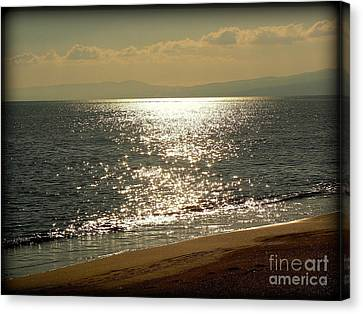 Peace Of Mind... Canvas Print