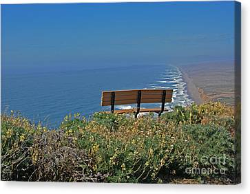 Peace Of Mine Canvas Print