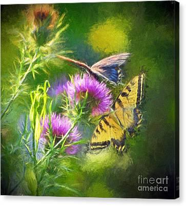 Peaceful Easy Feeling Canvas Print