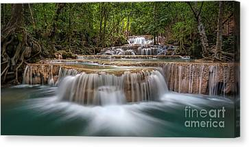 Peaceful Canvas Print by Shannon Rogers