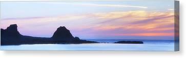 Peacefull Hues Canvas Print by Mark Kiver