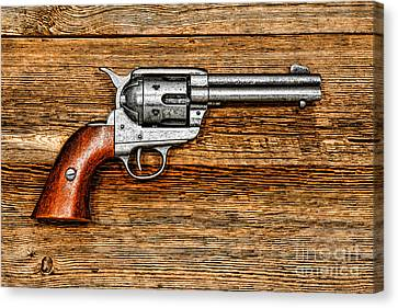 Peacemaker Canvas Print by Olivier Le Queinec