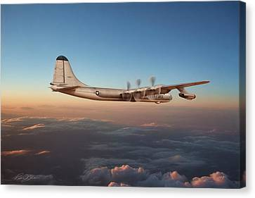 Peacemaker Canvas Print by Peter Chilelli