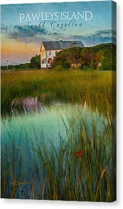 Pelican Inn- Poster Canvas Print