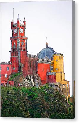 Pena Castle Canvas Print