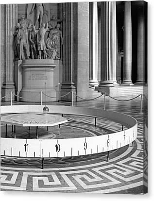 Pendulum Canvas Print