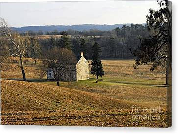 Pennsylvania Canvas Print by Cindy Manero