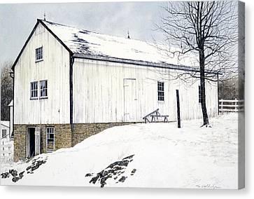 Pennsylvania Dutch Canvas Print