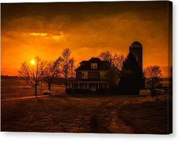 Pennsylvania's Finest Canvas Print