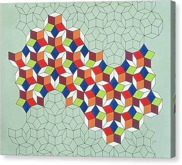 Penrose's Conundrum Canvas Print