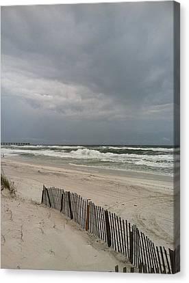 Pensacola Beach Florida Canvas Print