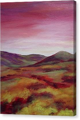 Pentland Hills Scotland Canvas Print