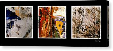 Canvas Print - People And Places 2 by Xoanxo Cespon