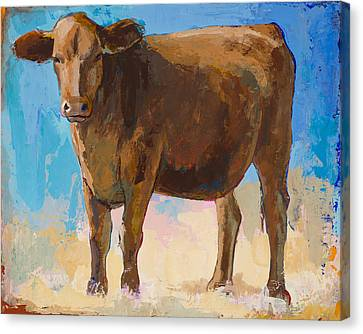 People Like Cows #1 Canvas Print