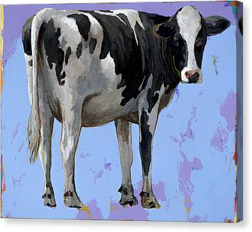 People Like Cows #11 Canvas Print