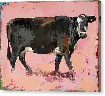 People Like Cows #2 Canvas Print