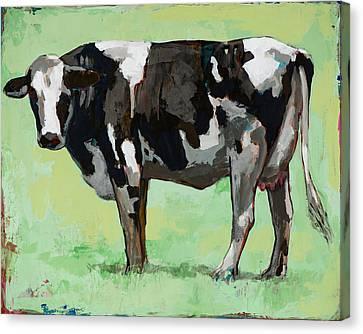 People Like Cows #5 Canvas Print