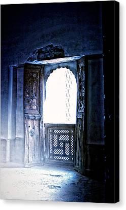 Perception Of Light Canvas Print by Studio Yuki
