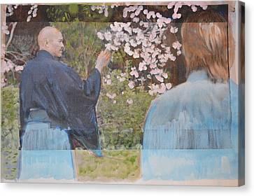 Perfect Blossom Canvas Print