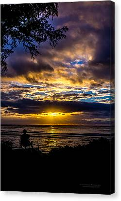 Perfect Morning Canvas Print