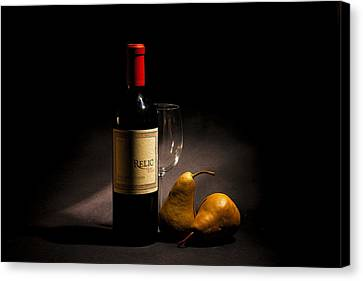 Perfect Pairing Canvas Print by Peter Tellone