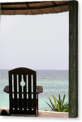 Perfect Resting Spot Canvas Print by Kimberly Perry