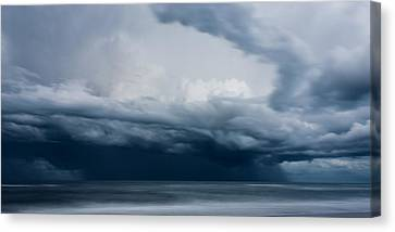 Perfect Storm Canvas Print by Matt Dobson
