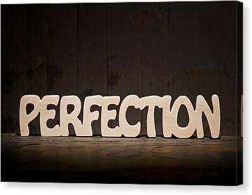 Perfection Canvas Print by Donald  Erickson