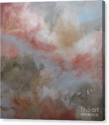 Peripheral Vision Xi Canvas Print by Elis Cooke