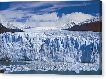 Perito Moreno Glacier Argentina Canvas Print by Rudi Prott