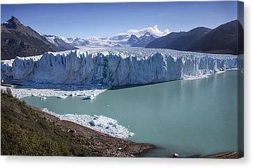 Perito Moreno Glacier Canvas Print by Kim Andelkovic