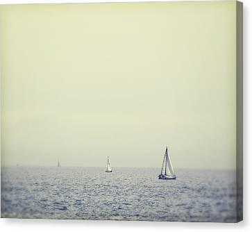 Perpetual - Santa Cruz, California Canvas Print