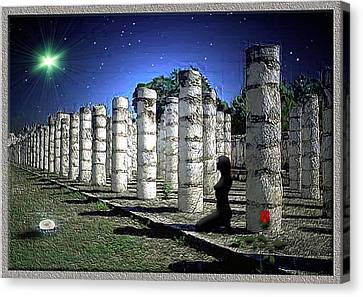 Persephone Canvas Print by Harald Dastis