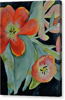 Persevere Canvas Print by Beverley Harper Tinsley