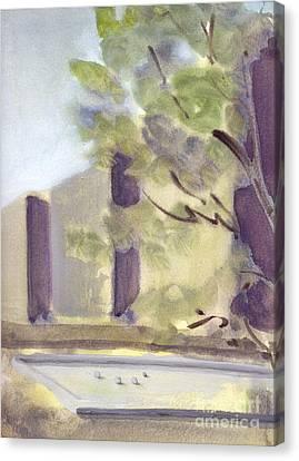 Petanque Canvas Print - Petanque by Line Arion