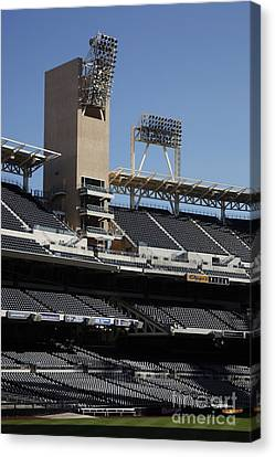 Petco Park Canvas Print by Chris Selby