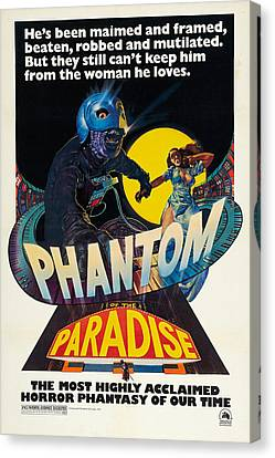 Phantom Paradise Canvas Print by MMG Archives