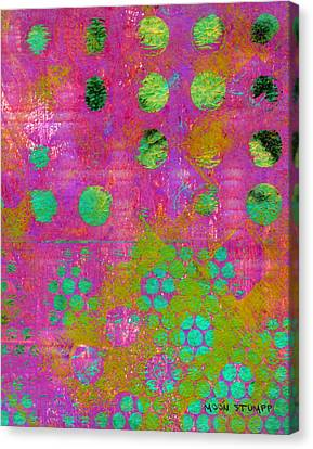 Phase Series - Choice Canvas Print by Moon Stumpp