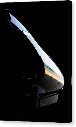 Phenom Reflection Canvas Print by Paul Job
