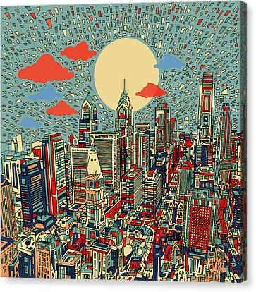 Philadelphia Dream 2 Canvas Print