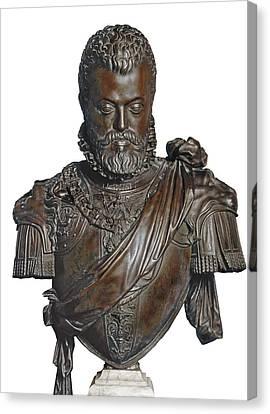 Philip II Of Spain 1527-1598. King Canvas Print