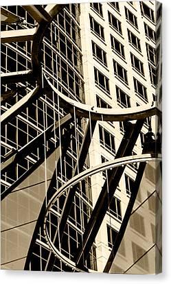 Phoenix Architecture Canvas Print