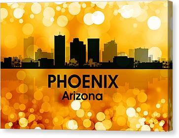 Phoenix Az 3 Canvas Print
